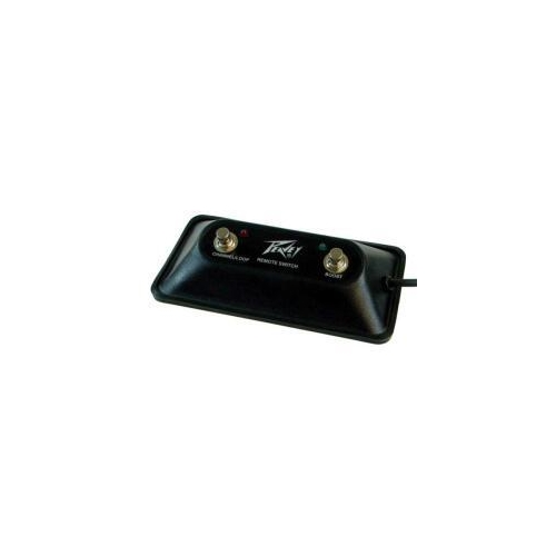footswitch 2 button channel boost with led 39 s valveking peavey jack socket footswitches reverb. Black Bedroom Furniture Sets. Home Design Ideas
